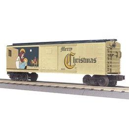 MTH 3074257 - BOX CAR CHRISTMAS 2005