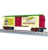 MTH 3074604 - BOX CAR CHRISTMAS 2010