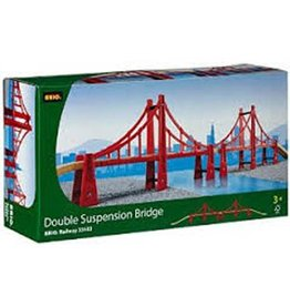 BRIO BRIO -  DOUBLE SUSPENSION BRIDGE