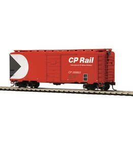 MTH - HO 8574124	 - 	BOX CAR CP RAIL 40' PS1 - HO