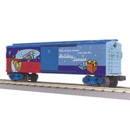MTH 3074443 - BOX CAR HAPPY HOLIDAYS - Seasons Grettings 2007