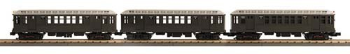 3027591	 - 	Q Type 3-Car Subway Set