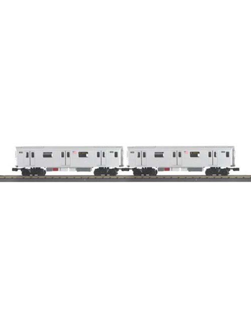 30201913 - R-14A MTA 2CAR SUBWAY NON