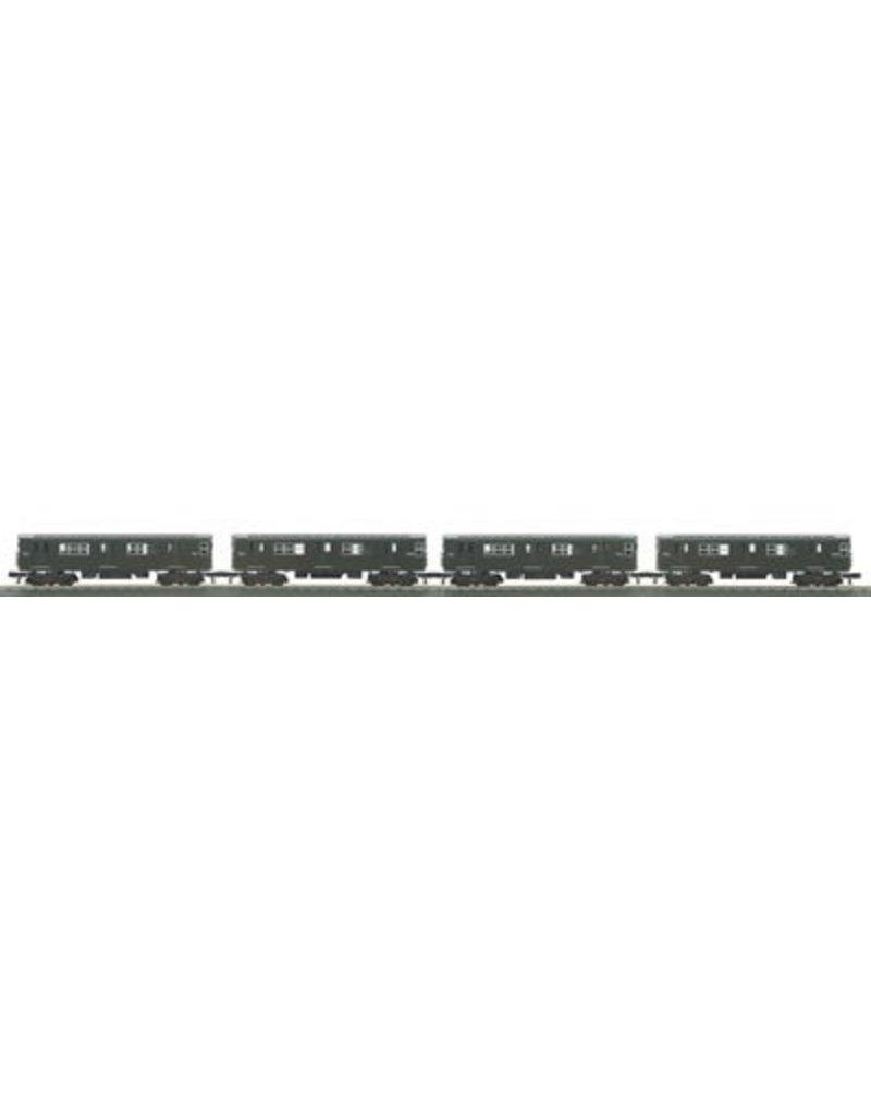 3024460 - R-26 4-Car Subway Set w/Loco-So