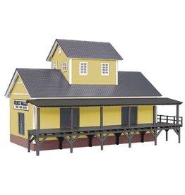 MTH - RailKing 3090082 - Dry Goods Transfer Warehouse