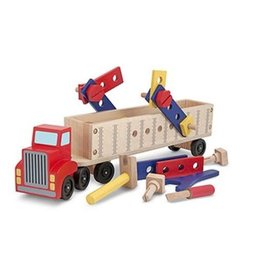 Melissa & Doug 2070	 - 	M&D BIG RIG BUILDING SET