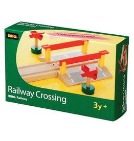 BRIO 2110	 - 	Brio - RAILWAY CROSSING