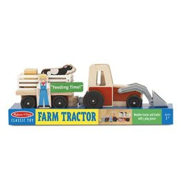 Melissa & Doug 2037	 - 	M&D FARM TRACTOR