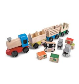 Melissa & Doug M&D FARM TRAIN