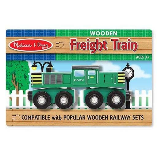 Melissa & Doug 2035	 - 	M&D FREIGHT TRAIN
