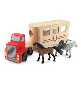Melissa & Doug 2042 - M&D HORSE CARRIER