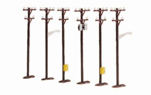301088 - Telephone Pole Set