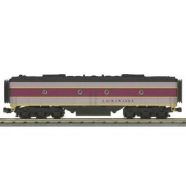 MTH - RailKing 3024503 - E8 B-Unit Diesel Engine Lackawanna