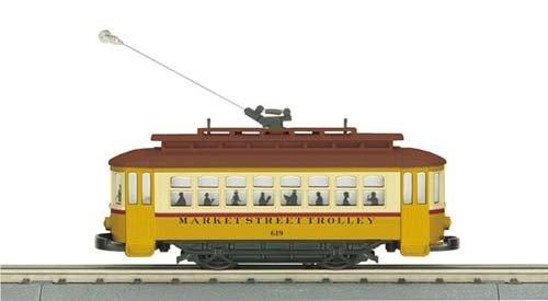 305141 - MARKET ST BUMP-N-GO TROLLEY