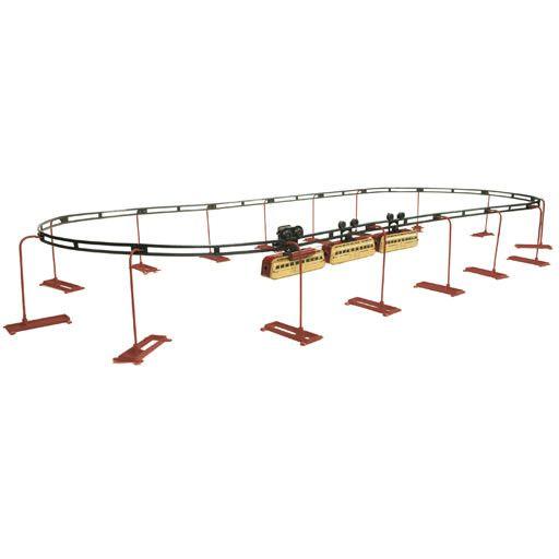MTH - Tinplate 1030471 - TINPLATE Detroit Monorail Set w/Proto-Sound 3.0