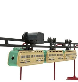 MTH - Tinplate 1030480	 - 	TINPLATE NYC Monorail Set - Traditional