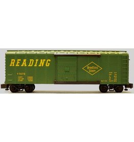 K-Line 511017	 - 	BOX CAR READING S GAUGE