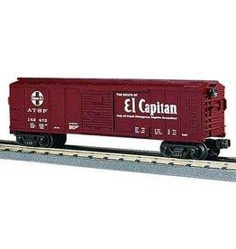 MTH - RailKing 307431 - BOX CAR SANTA FE EL CAPITAN