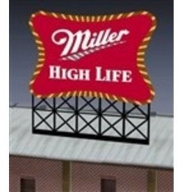 Miller Engineering 8061	 - 	MILLER HIGH LIFE