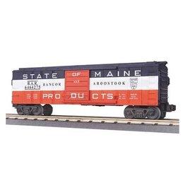 MTH - RailKing 307473 - BOX CAR STATE of MAIN