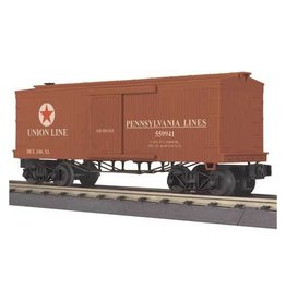 MTH - RailKing 3074139	 - 	Box Car-19th Century PRR