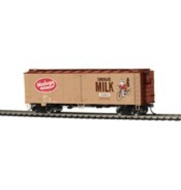 MTH - HO 8578025	 - 	REEFER MARBURGER CHOCLATE HO