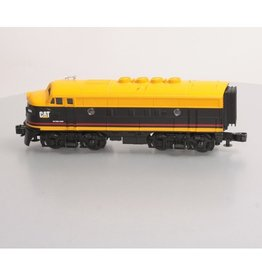 MTH - Rugged Rails 3320093	 - 	Caterpillar F-3 Dummy A Unit (Non-Powered)