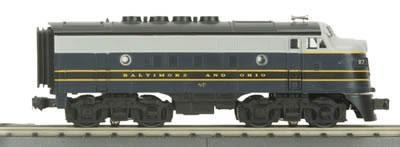 MTH - Rugged Rails 3320113	 - 	F3 A Unit - Non-Powered