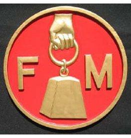 CUSTOM 26221 - FAIRBANKS MORSE MFG.PLATE 13 - COLOR VARIATIONS