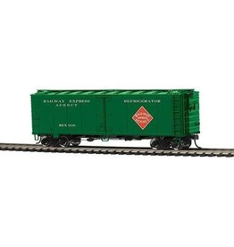 MTH - HO 8578014	 - 	REEFER RAILWAY EXPRESS