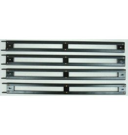 MTH - Tinplate 104066	 - 	MONORAIL STRAIGHT RAIL TRACK 4pk
