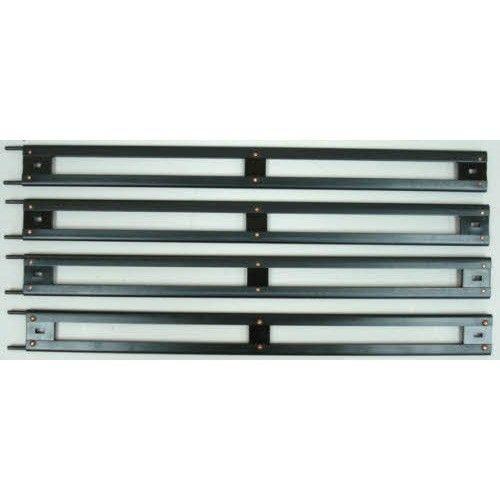 MTH - Tinplate 104066 - MONORAIL STRAIGHT RAIL TRACK 4pk