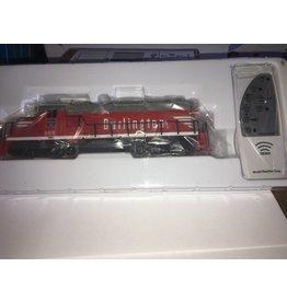 Model Power 414106 GP-20 DCC w/Sound CBQ (Burlington) HO