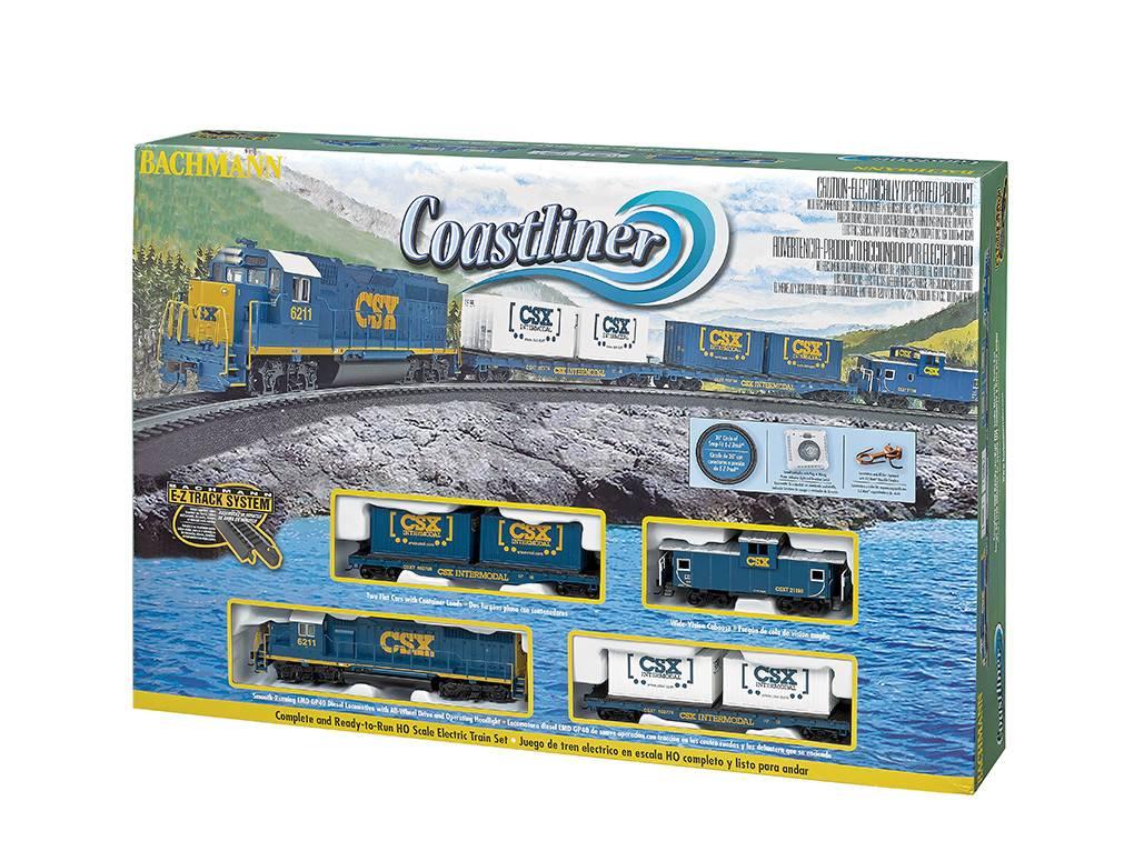 BACHMANN 734 Coastliner Set - HO