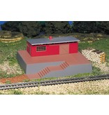 BACHMANN 46209 Bachmann HO Building with whistle