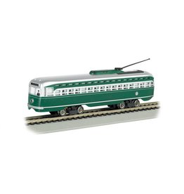 BACHMANN 62932 HO PCC Trolley - Brooklyn and Queens Transit