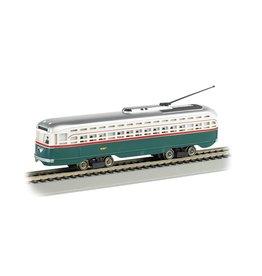 BACHMANN 62945 HO PCC Trolley PTC