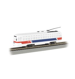 BACHMANN 62937 Trolley PCC - Septa - HO
