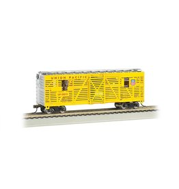 BACHMANN 19701 Bachmann HO Union Pacific Animated Stock Car W/Horse