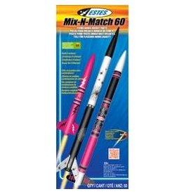ESTES Mix-N-Match 60 Rocket