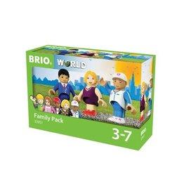 BRIO BRIO - Family Pack