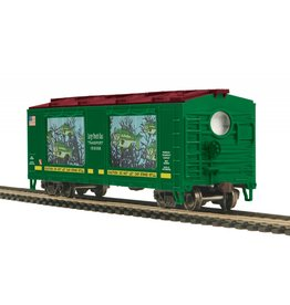 MTH - HO 81-99008 Large Mouth Bass Oper. Aquarium Car