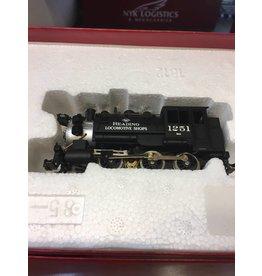 Mantua Reading 0-6-0 Tank Switcher