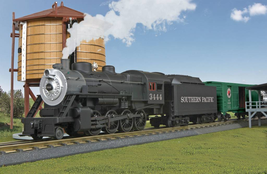 MTH 30-4245-1 2-8-0 Southern Pacific Steam Freight Set