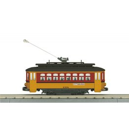 MTH - RailKing 30-5142	 - 	Pittsburgh Bump-n-Go Trolley