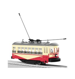 LNL 6-82412 Reading Birney Trolley