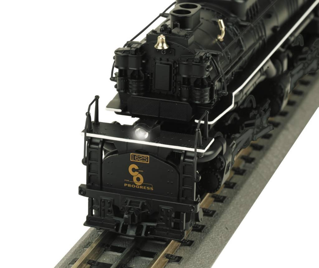MTH - RailKing 30-1730-1 2-6-6-6 Imperial Allegheny Engine