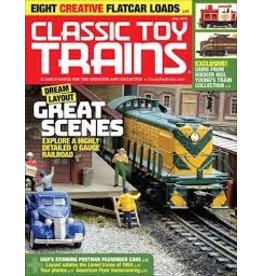 Kalmach Publishing Classic Toy Trains May 2018