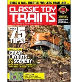 Kalmach Publishing Classic Toys Trains July 2017