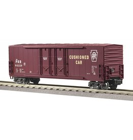 MTH - RailKing Pennsylvania 50' Double Door Plugged Boxcar 30-7452